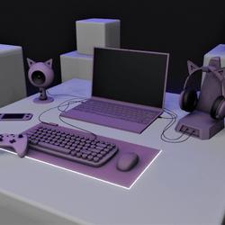 Pink Cat Gaming