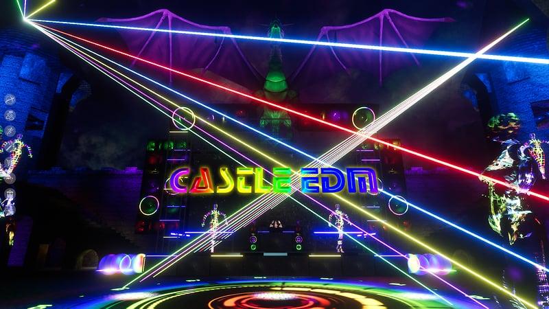 DJ's Castle EDM