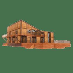 Modern Loft Glass set A01