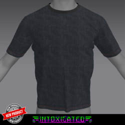 [INTOXICATED] Fresh Black T