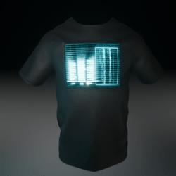 T-Shirt LED EQX