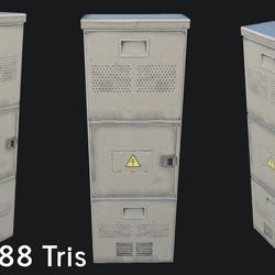 Utility Box C