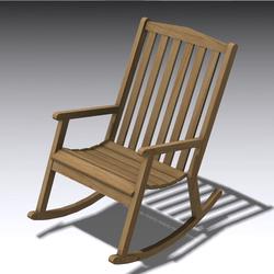 Rocking chair Montana