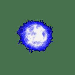 Blue Portal Effect