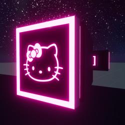[SHAPELIGHT] 1.10 - Hello Kitty (Animated)