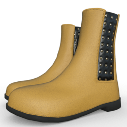 Jensen ankle boots for woman Tussock