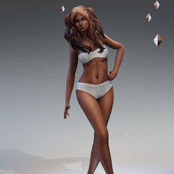 Model Pose 2