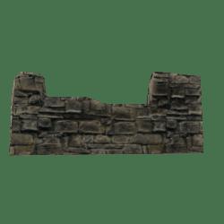 Slab Wall Ruin B