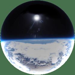 Cloudy Earth 2