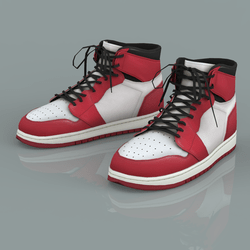 AirJ Chicago_Male shoes