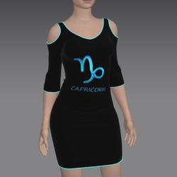 Capricorn Dress