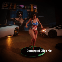 3 dancepads