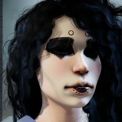 Corvus makeup