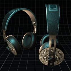 Polygon ~ Headphones Maya