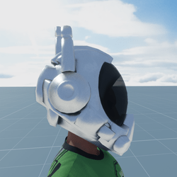 Galaxy Researcher Helmet