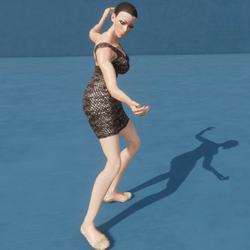 Dancing Girl Helen