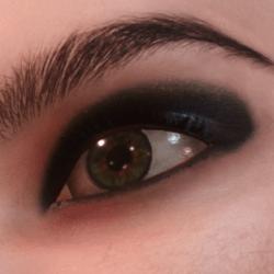 Daphne DarkGreen Eyeshadow