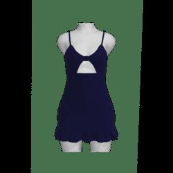 Summer Dream Dress (navy blue)