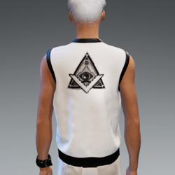 illuminated  vest