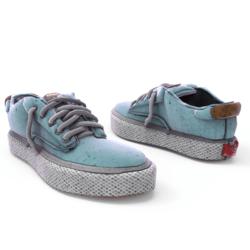 DemiGodSneaker SkyBlue