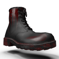 Boots Bloody Male
