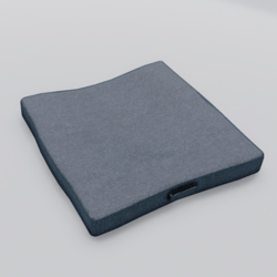 Floor Cushion With Handle Jeans