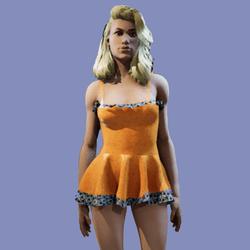 Leila Orange