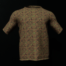 Spotted Camo Male T-Shirt