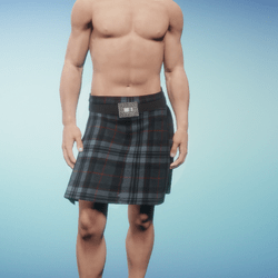 Kilt: Silver Pride of Scotland