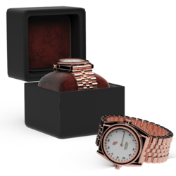 Rollie RoseGold Watch [MALE]