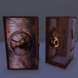 Machine ancient