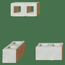 Cinder Block 101C