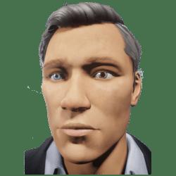 Bowie Eyes (Male)