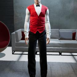 Tuxedo #6