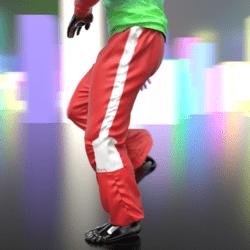 Michael pants male