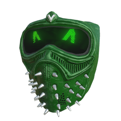 Wrench Mask Gr33n Edition