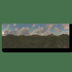 Skybox Rainbow Fields