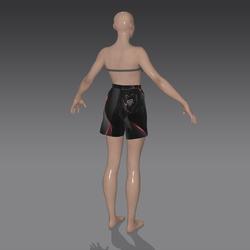 Ryzo F Shorts 2 (TM)