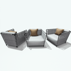 Pelagos set - Armchair