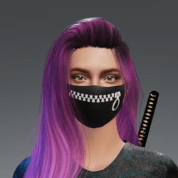 Zipit Mask