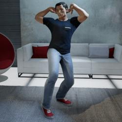 Sensual & Exotic 2 Dance (Male)