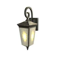 Spanish Style Wall Lamp