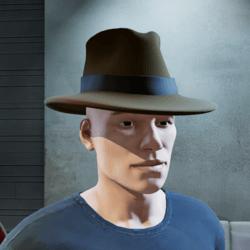 Indiana Adventurer Hat (Male)