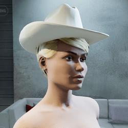 Cowgirl Hat (Female)