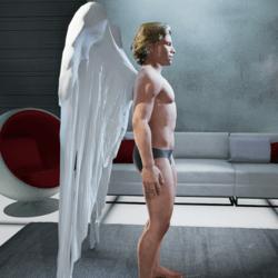Majestic Angel Wings (Male)