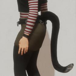 Cat Tail - Female