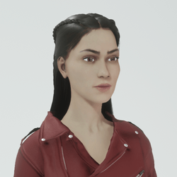 Simone Female Avatar