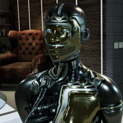 ANNIE THE ROBOT BR