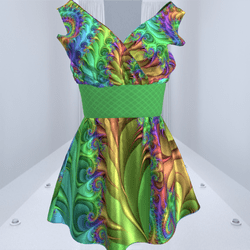 Sexy Satin Dress #4