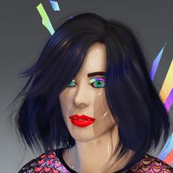 Female - Go-Glow Animated Eyelashes